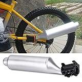VGEBY1 Dispositivo del Tubo de Escape de la Bici, Tubo de Turbo de la Bici del Efecto de Sonido de la turbina de Ciclo de la Moda con Las Tarjetas
