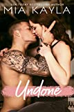 Undone: Billionaire Brothers (The Ryder Billionaire Brothers Book 2)