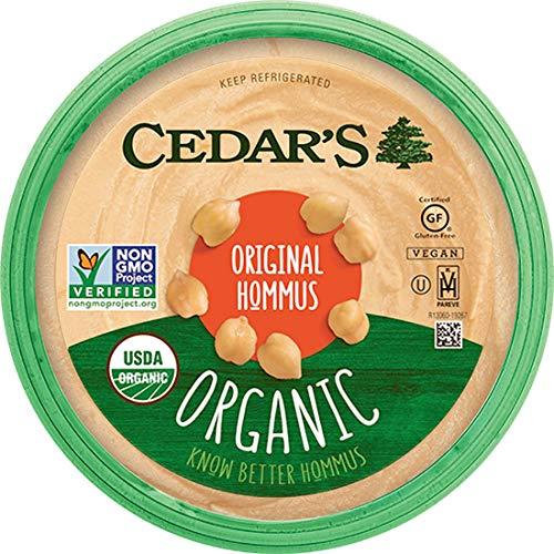 Cedar's Organic Original 16 Hommus 2021 new OZ National uniform free shipping
