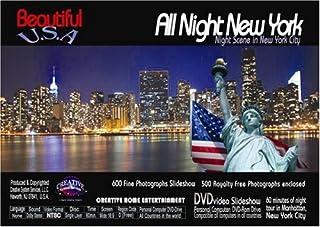 DVD オールナイト・ニューヨーク(夜景特集のDVDフォト・ショー)