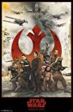 Trends International Star Wars Rogue One Assemble Wall Poster 22.375' x 34'