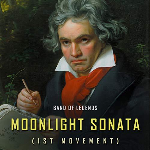 Moonlight Sonata (1st Movement) (Fender Strat Guitar)