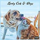 Lovely Cats & Dogs Calendar 2022: 16 Month Squire Calendar 2022