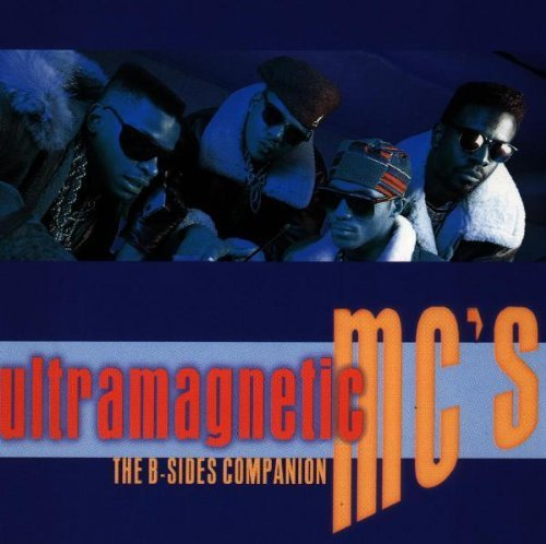 The B-Sides Companion by Ultramagnetic MC's