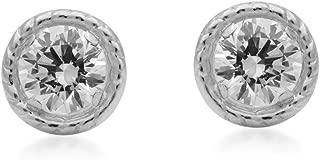 swarovski diamond earrings