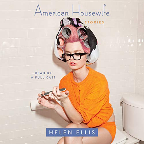 Page de couverture de American Housewife