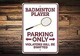 None Brand Badminton PlayerBadminton ParkingBadminton