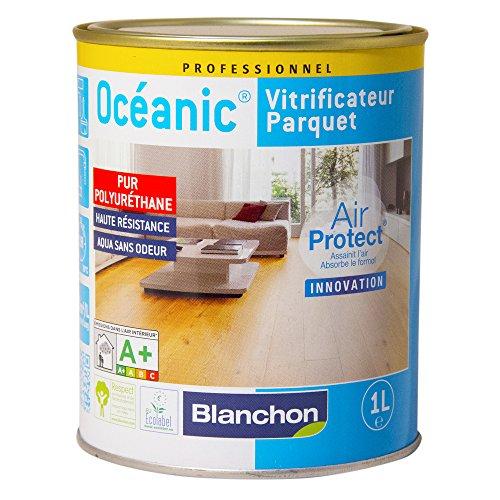 Blanchon - Vitrificateur pour parquet oceanic - Finition.Satiné - Cond. l.1 -