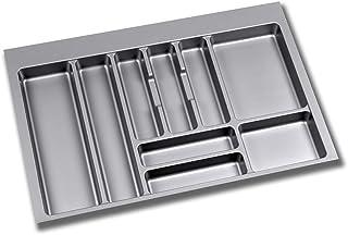 EMUCA - Cubertero Recortable para cajón, Bandeja para