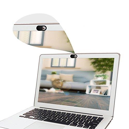 EXTSUD 6er Webcam Abdeckung Webcam Cover FrontkameraKamera Abdeckungfür Privatsphäre Schutz der KameraDünner Webcam Cover Slider oder Sticker für Laptop MacBook/Pro/Air/iMac &Smartphone