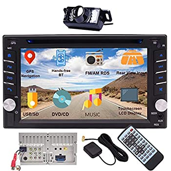 car radio with backup camera and gps
