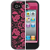 OtterBox Defender Series f/iPhone 4/4S - Perennial