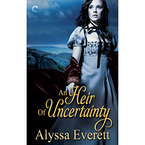 An Heir of Uncertainty audiobook cover art