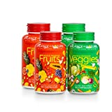 100% VINE-RIPENED GOODNESS: Get your greens and reds with Balance of Nature Fruits & Veggies supplement. Studies show 9 out of 10 people do not eat the daily recommended fruits and vegetables. The answer is 100% natural, whole food, fruit and vegetab...