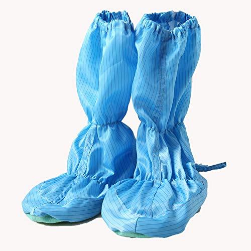PREMOD 3Pcs Schuh Einweg-Überschuhe Keep Clean Boot-Abdeckung vollständig wasserdicht löschen