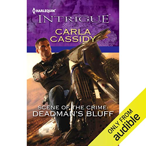 Scene of the Crime: Deadman's Bluff audiobook cover art