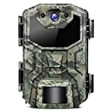 Best Trail Cameras - Victure Wildlife Camera 20MP 1080P trail Game Camera Review