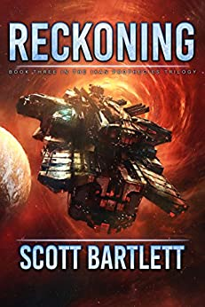 Reckoning: A Space Opera Epic (The Ixan Prophecies Book 3) by [Scott Bartlett]