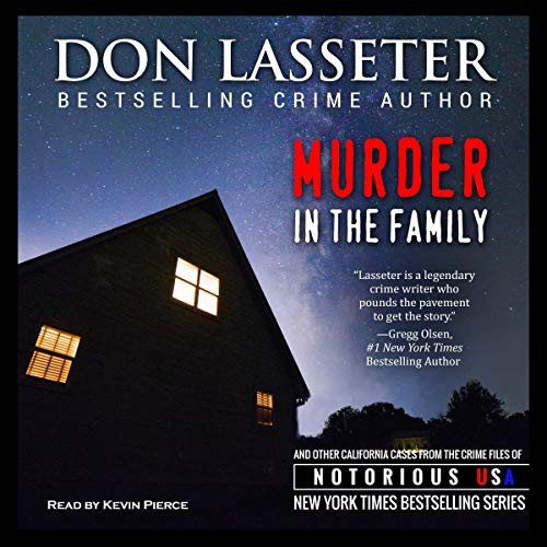 Murder in the Family Audiobook By Don Lasseter cover art