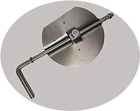 Rookbuis smoorklep los ø 150/2 mm 2 mm