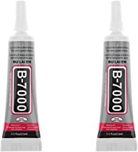Catpalm B-7000 Adhesive, Multi-Function Glues Paste Adhesive Suitable for Glass,Wooden, Jewelery, 0.9 oz, 2 Packs