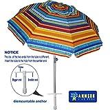 Beach Umbrella Sand Anchors