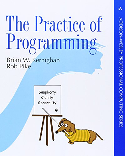 The Practice of Programming (Add...