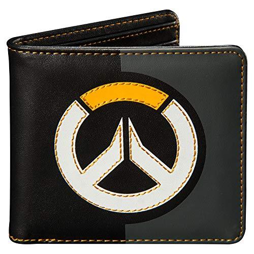 Overwatch Logo Geldbörse, Mehrfarbig, One Size