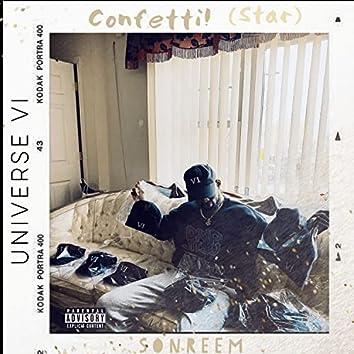 Confetti! (Star)