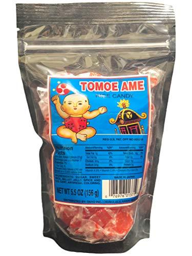 Japanese Rice Candy, Tomoe Ame 5.5 oz.