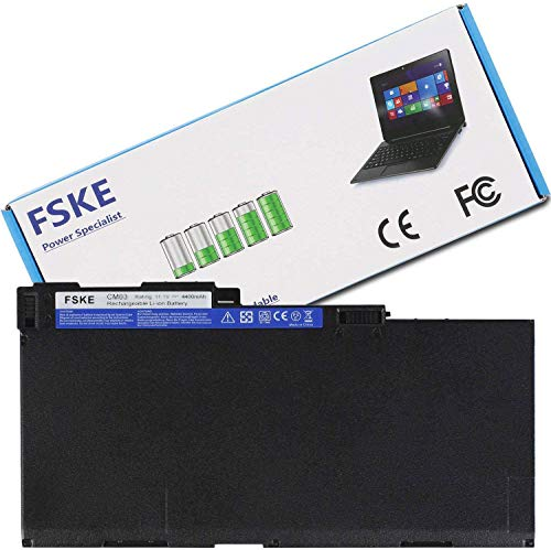 FSKE CM03XL 717376-001 Battery for HP EliteBook 840 845,CO06 CO06XL CM03 CM03XL HSTNN-DB4Q HSTNN-DB4R HSTNN-IB4R HSTNN-LB4R,HP ZBook 14,Zbook 15U G3 Notebook,11.1V 4400mAh 6-cell