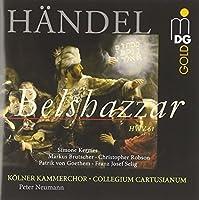 Handel: Belshazzar, HWV 61 (2001-11-20)