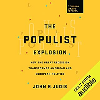 The Populist Explosion audiobook cover art