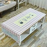 YXDZ Nordic Soggiorno Tavolino Rettangolare Tovaglia Tovaglietta Mobile Tv Tavolo Da Pranzo Copertura Panno