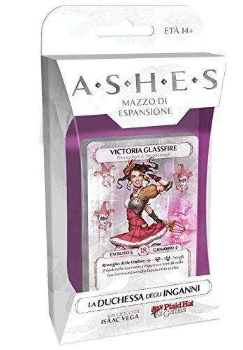 Asterion 8784–Ashes die Herzogin der Täuschung, Edizione Italiana
