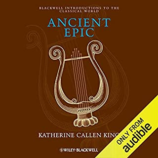 Ancient Epic                   By:                                                                                                                                 Katherine Callen King                               Narrated by:                                                                                                                                 Alex Hyde-White                      Length: 8 hrs and 57 mins     2 ratings     Overall 4.0