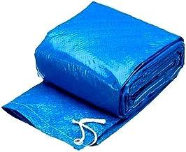 vvd Escudo Protector De La Piscina Piscina Redonda Impermeable Polvo Piscina Tela De Lona UV Y Resistente Alfombra De Su Casa De La Piscina Accessor 305 Cm Accesorios para Piscinas