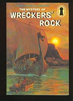 The Mystery of Wreckers' Rock - Book #42 of the Alfred Hitchcock and The Three Investigators