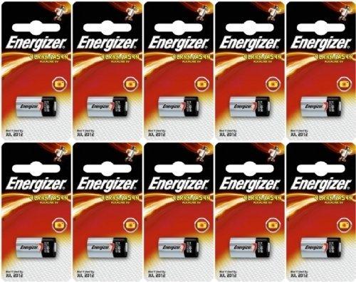 Energizer A544 Specialist Alkaline-Batterien, 10 Stück