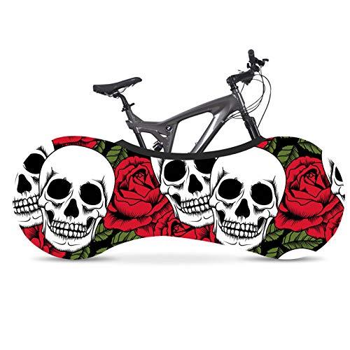 ZYQDRZ Cubierta Protectora De Neumáticos De Bicicleta, Cubierta De Polvo De Bicicleta...