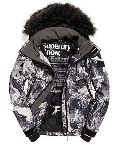 Superdry Chaqueta de esquí Ultimate Snow Service Jacket