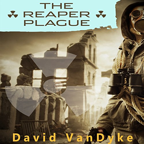 The Reaper Plague audiobook cover art