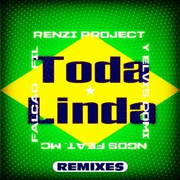 Toda Linda (Remixes)