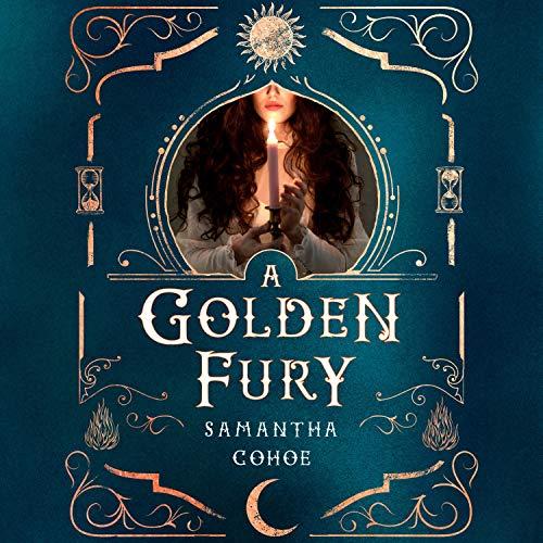 A Golden Fury cover art