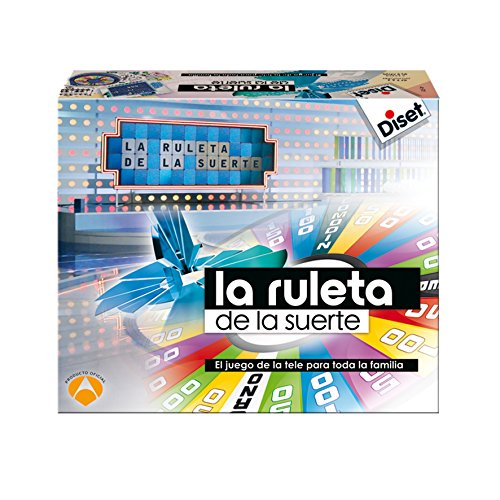 Diset 46205 - La Ruleta De La Suerte