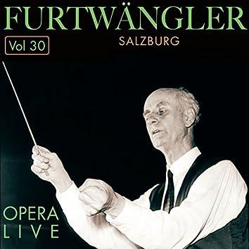 Furtwängler - Opera  Live, Vol.30
