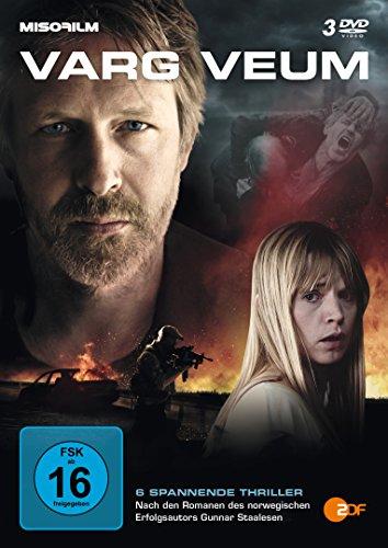 Varg Veum [3 DVDs]