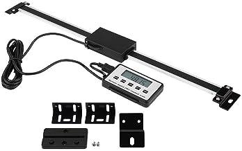 القراءات الرقمية، 0-300 مم مقياس خطي رقمي دقيق مجموعة قراءات LCD لآلات الطحن والمخارط وأدوات الأدوات اليدوية