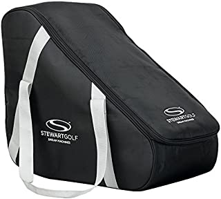 Stewart Golf R1-S Travel Bag - Black by Stewart Golf