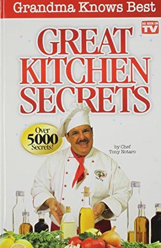 Great Kitchen Secrets (As Seen on TV)